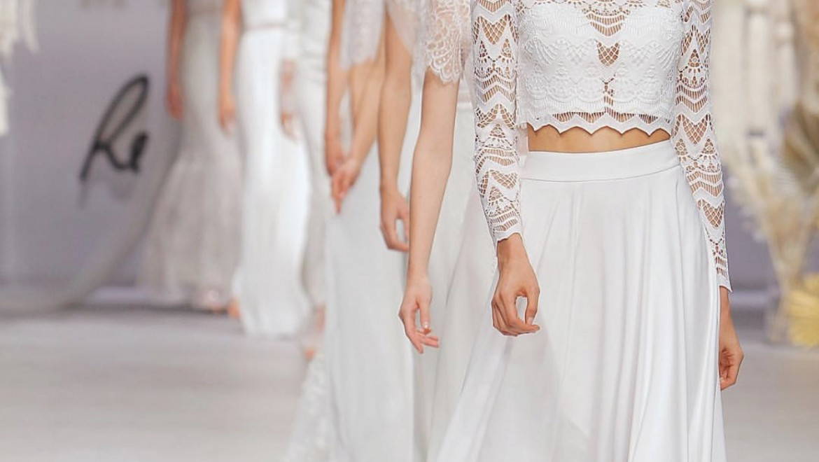 Valmont Barcelona Bridal Fashion Week