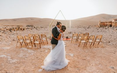 Sahra, love in the desert of Fuerteventura